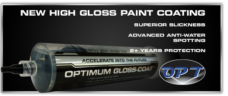 Optimum Gloss Coat paint coating